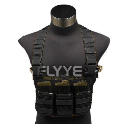 Flyye LAW ENF Chest Rig BK