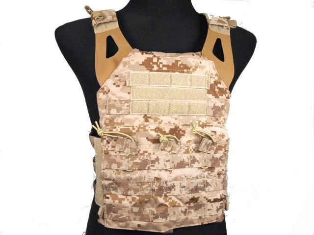 【即納】FLYYE Swift Plate Carrier Vest AOR1 Mサイズ JPC VEST