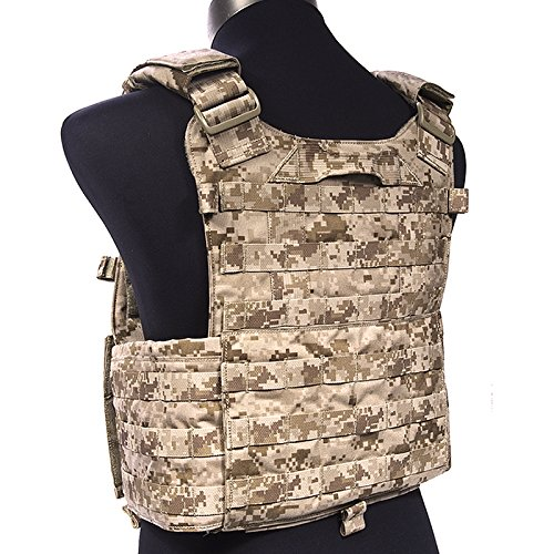 Flyye MOLLE LT6094 Vest AOR1 new specifications