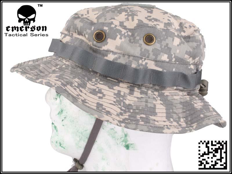 auc-nishoyokostore  EMERSON made Boonie Hat ☆ military Hat ☆ ACU ... 602c99a6899c