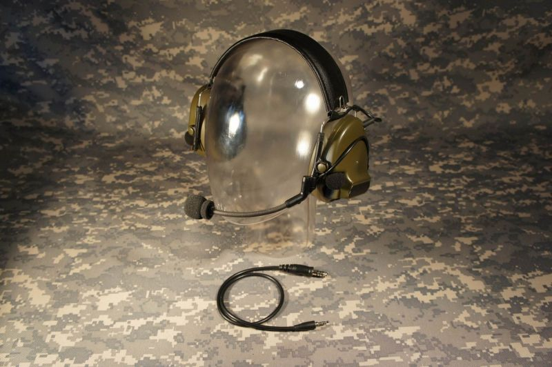 TRI-COMTAC 3 type headset