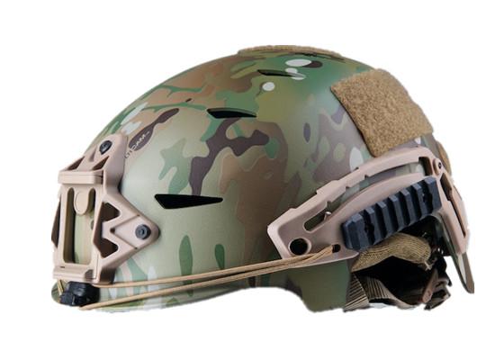FMA製 EXF TACTICAL BUMPタイプ ヘルメット MC