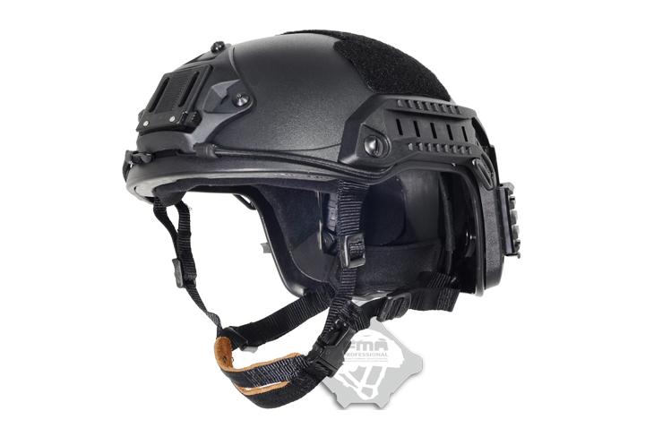 FMA製 マリタイム Maritime タイプ ヘルメット BK ブラック L/XL 送料無料