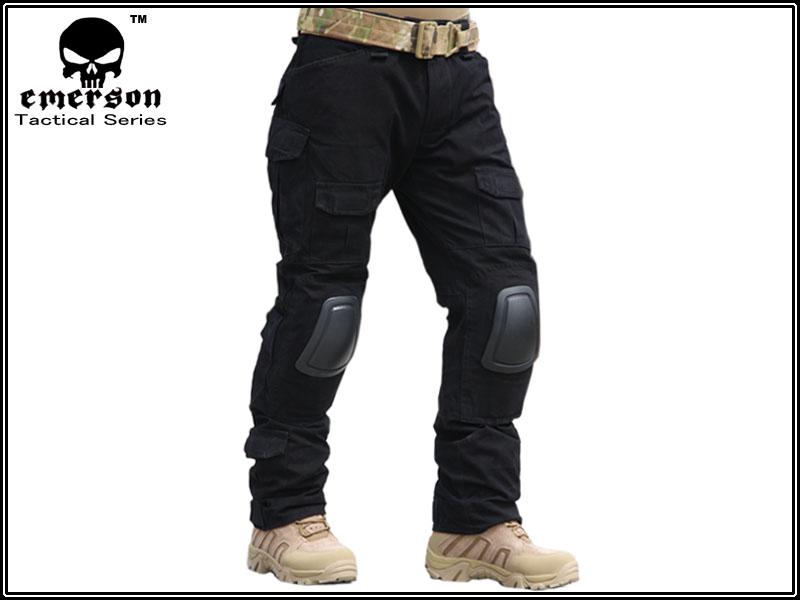EMERSON製 CRYE ACタイプ Gen2 G2 コンバット パンツ ズボン BK S/M/L/XLサイズ