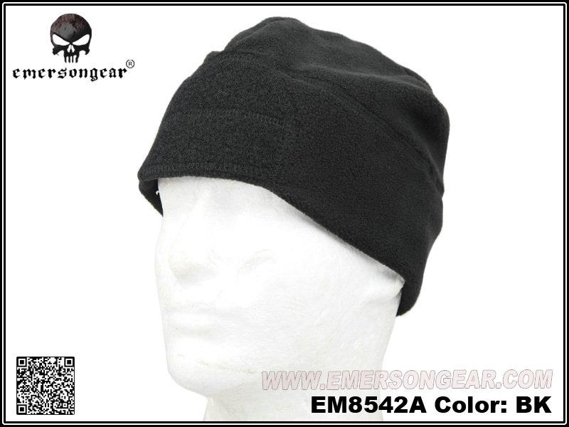 送料無料カード決済可能 EMERSON製 フリース SALE BK 帽子