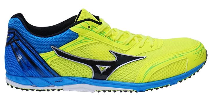 mizuno mens running shoes size 11 yellow feet