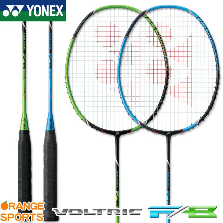 【送料無料!!】ヨネックス YONEX ボルトリック FB VOLTRIC FB VT-FB バドミントン バドミントンラケット ブラック/ブルー(188)、ブラック/グリーン(530) F(平均 73g)5・65U(平均 78g)5・6