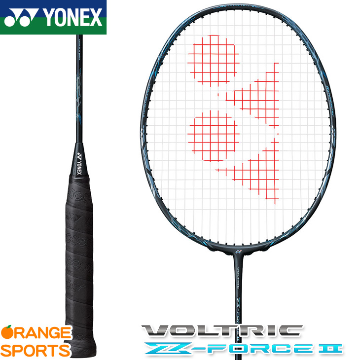 ヨネックス YONEX ボルトリック Z-フォース 2 VOLTRIC Z-FORCE 2 VTZF2 バドミントンラケット ブラック/ブラック(714) 4U 19~26(lbs)3U 20~27(lbs)