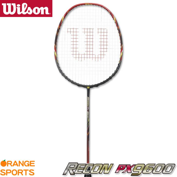 ウイルソン Wilson レコンPX 9600 RECON PX 9600 WRT8004202 3U5 バドミントンラケット