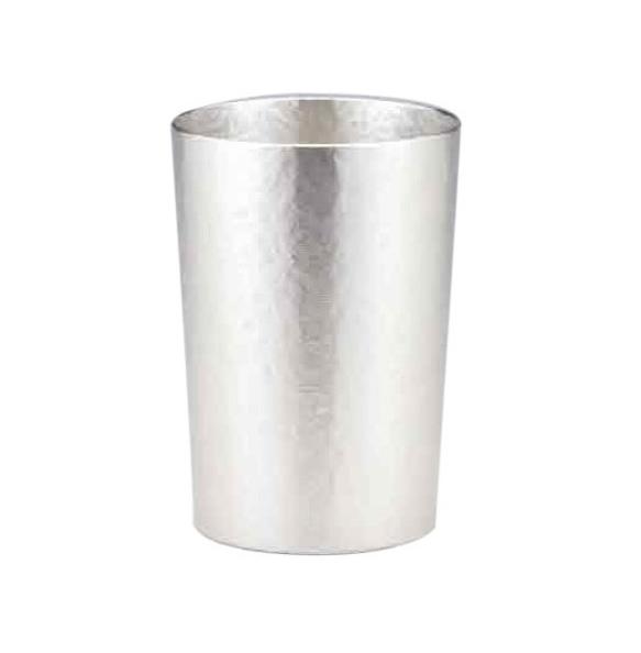 伝統工芸 大阪錫器 錫製 タンブラー ストレート 280ml (桐箱入り) プレゼント 誕生日 贈り物 父の日 敬老の日 記念品