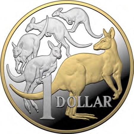 2020 オーストラリア オーストラリアの肖像:カンガルーの群れ 銀貨 5オンス プルーフ 箱とクリアケース付き 新品未使用