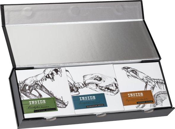 2020 オーストラリア オーストラリアにいる危険生物の内部 5ドル銀貨 1オンス 【3枚セット】 プルーフ 箱とクリアケース付き 新品未使用