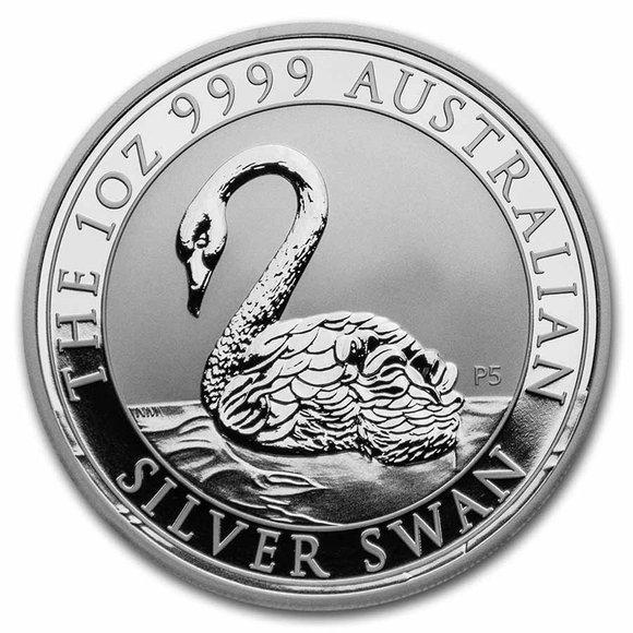 ※本物保証 送料無料※ 2021 オーストラリア スワン 当店限定販売 1ドル銀貨 41mmクリアケース付き 1オンス 希望者のみラッピング無料 新品未使用