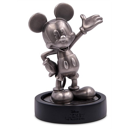 2018 ニュージーランド ミッキーマウス90周年記念 銀製ミニチュア 150g 箱付き 新品未使用