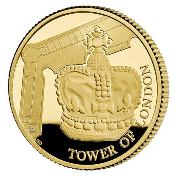 2019 イギリス 王室祭具 金貨 1/4オンス プルーフ 箱とクリアケース付き 新品未使用