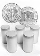 新品未使用 2016 オーストリア ウィーン銀貨1オンス【100枚】セット オーストリア造幣局のケース付き