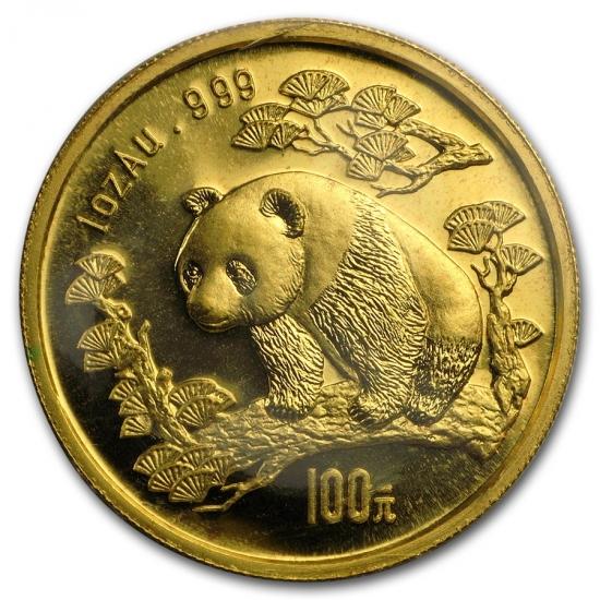 【即納!最大半額!】 新品未使用 1997 中国 1997 パンダ金貨1オンス 中国 新品未使用 スモールデート, カスミガウラマチ:f7d23723 --- newplan.com