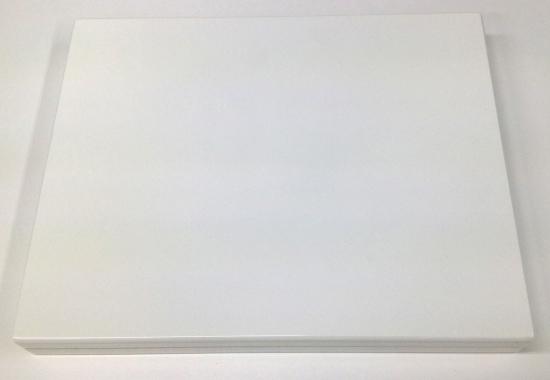 コインケースBOX 正方形20枚用 PIANO ホワイト