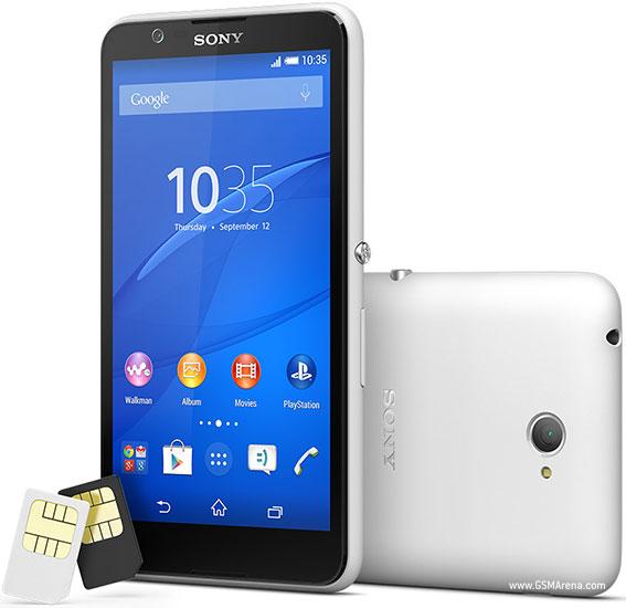 Sony Xperia E4 Dual-SIM E2115 海外SIMフリースマホ
