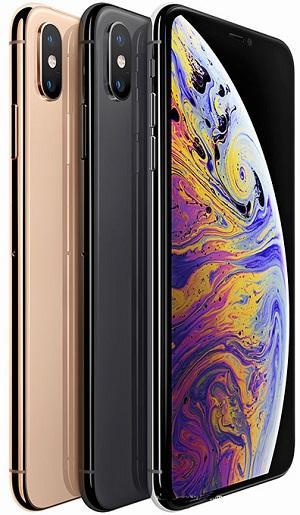 iPhone XS Max 512GB A2104 海外SIMフリー香港版【2枚SIMが入るデュアルSIM!デュアルスタンバイ】