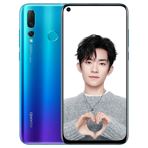 Huawei nova 4 海外SIMフリースマホ【パンチホールの話題のスマホ】