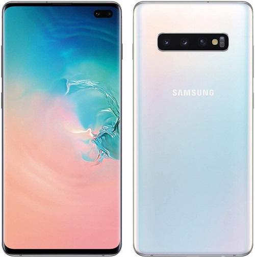 Samsung Galaxy S10+ 香港版 G9750 Dual SIM 海外SIMフリースマホ【Snapdragon 855搭載の6.4インチの大画面スマホ!】