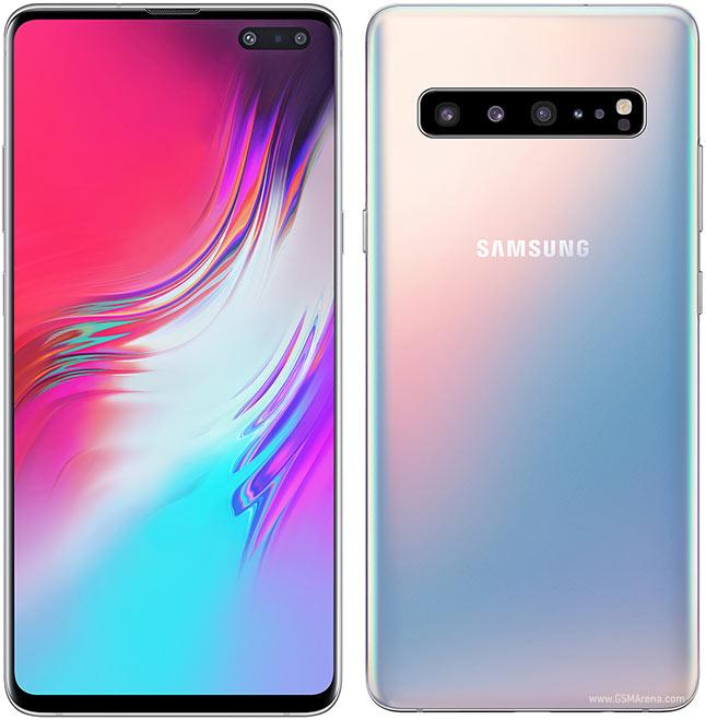Samsung Galaxy S10 5G SM-G977N 海外SIMフリースマホ【6.7インチの大画面、5G対応の最新モデル!】