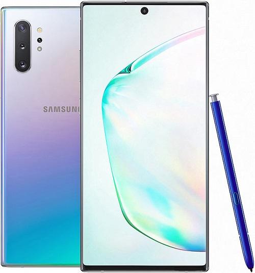 Samsung Galaxy Note 10+ N9750 Dual 香港版!海外SIMフリースマホ【6.8インチ大画面!クアッドカメラ搭載!】