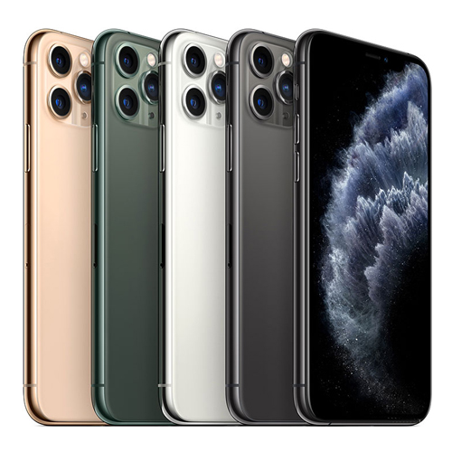【グリーン即納可能!】iPhone 11 Pro Max A2220 海外SIMフリー香港版 256GB【トリプルカメラ搭載、大画面モデル!2019年新型のiPhone!】