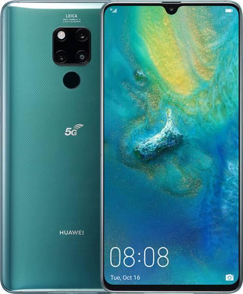 Huawei Mate 20 X 5G Simフリー海外版【次世代通信5Gに対応!7.2インチ・ファブレット】