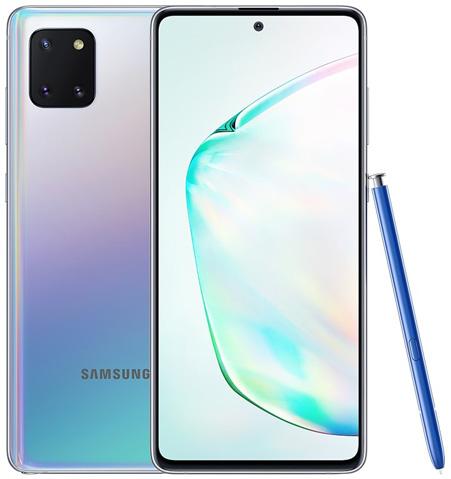 Samsung Galaxy Note 10 Lite Dual Sim 海外Simフリー【N770F】