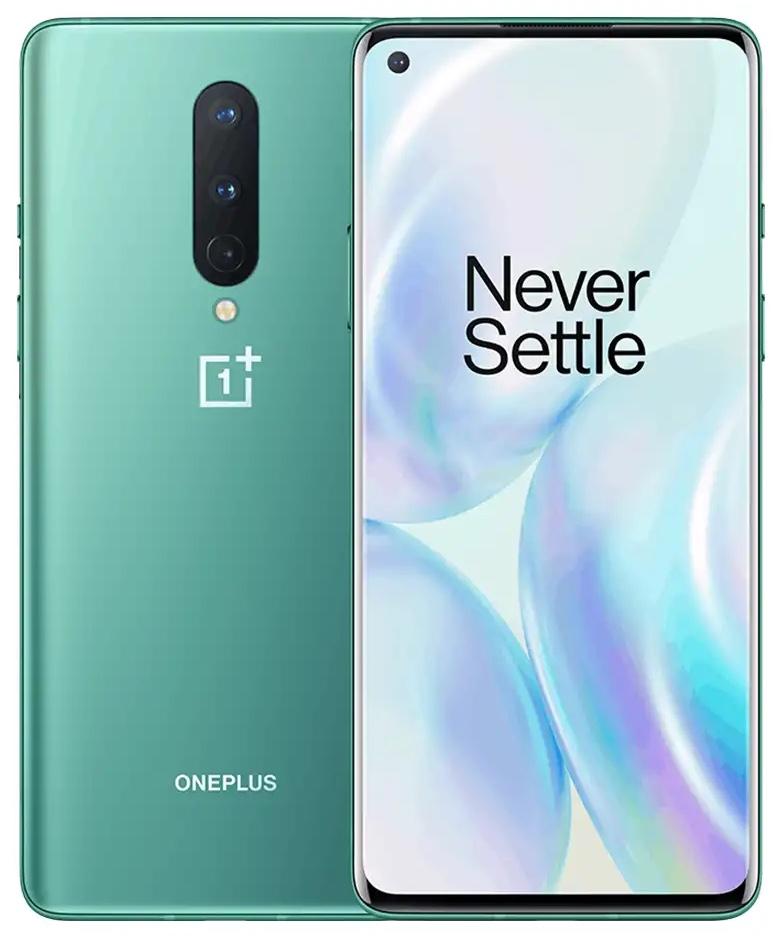 OnePlus 8 UK版【5G対応 リフレッシュレート90Hzの最新標準モデル】