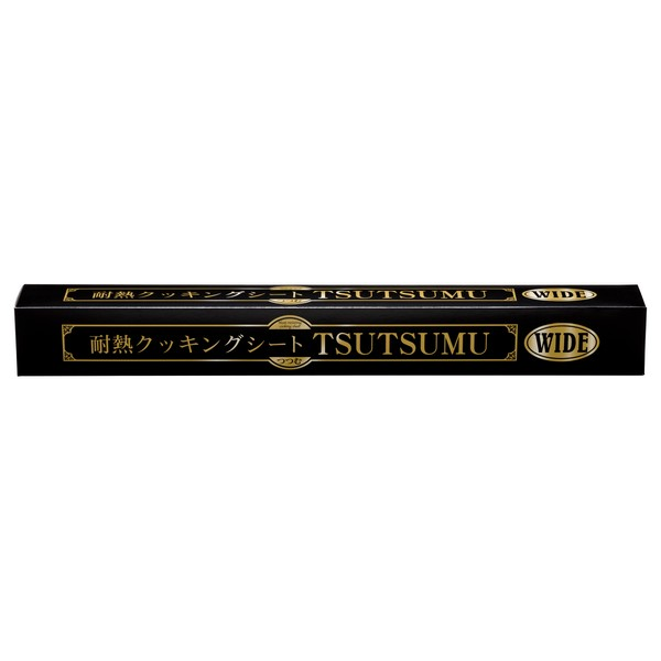 リケンファブロ TSUTSUMU 耐熱クッキングシート ロールタイプ ワイド 45cm×25m 6本入●ケース販売お徳用【取り寄せ商品・即納不可】