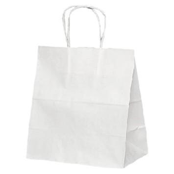 手提げ紙袋 白無地 T-17 幅600×マチ220×高さ480mm 50枚入【取り寄せ商品・即納不可】