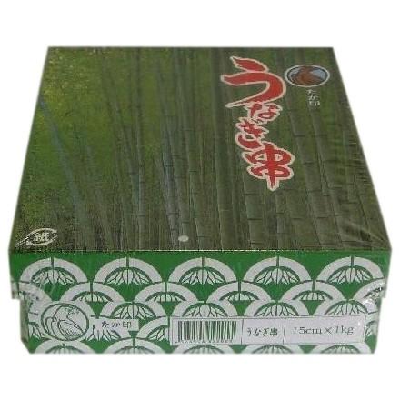 竹串 (うなぎ串) 15cm Ф3mm 1kg箱×30入●ケース販売お徳用