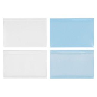 パールソフト CDカードケースN(ナチュラル)窓無 60×90×0.20mm 100枚×5袋【専用倉庫直送】