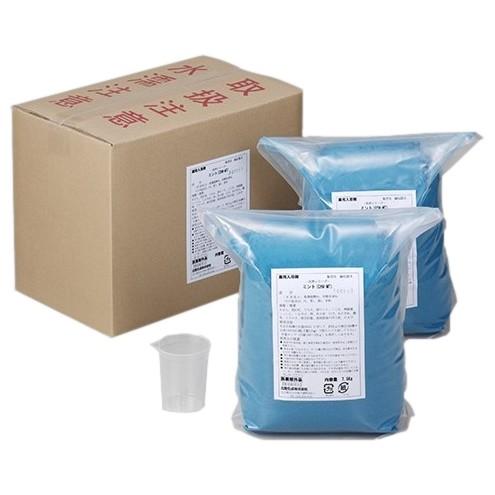 フェニックス 業務用入浴剤 ミント 15kg(7.5kg×2袋)【メーカー直送または取り寄せ】
