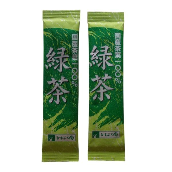 インスタント緑茶 スティック ますぶち園 0.6g 4000本【取り寄せ商品・即納不可・代引き不可・返品不可】
