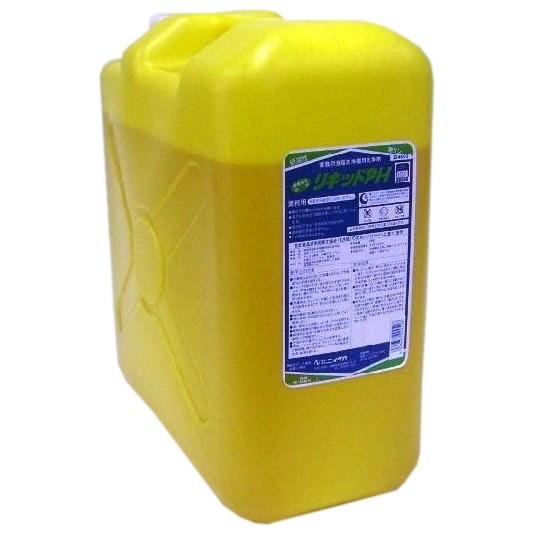 ニイタカ (業務用食器洗浄機用洗浄剤) リキッドPH 22kg (液体)