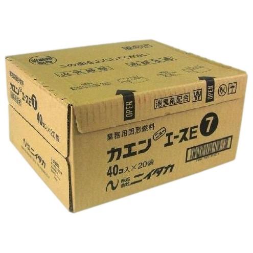 ニイタカ ケース入カエンニューエースE 7g 40個パック×20(800個入)【取り寄せ商品・即納不可】