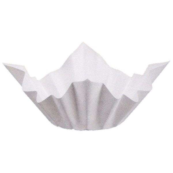 紙鍋 SKA-143 色和紙鍋(白) 250枚入×6箱(1500枚)【取り寄せ商品・即納不可】