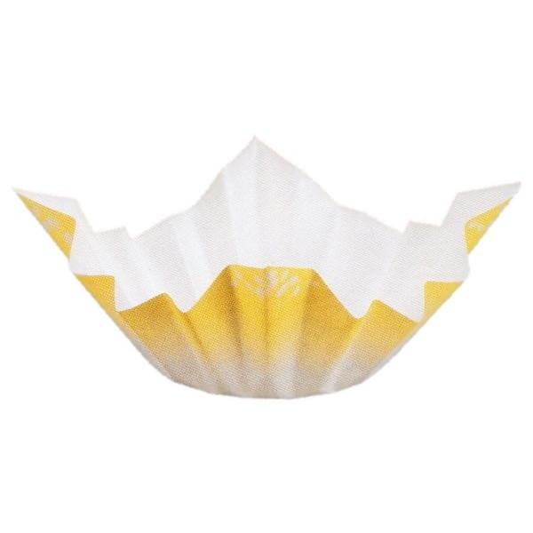 紙鍋 SKA-142 花なべ角(やまぶき) 250枚入×6箱(1500枚)【取り寄せ商品・即納不可】