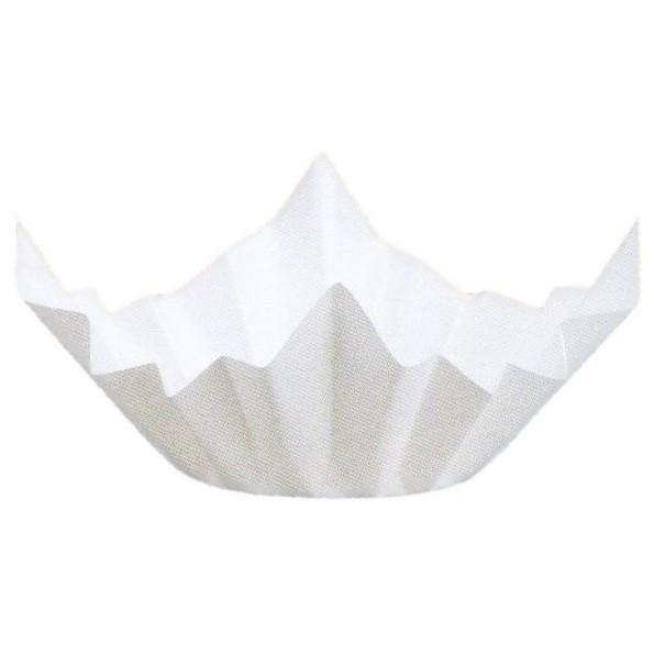 紙鍋 SKA-148 ミニ色和紙鍋(白色) 250枚入×6箱(1500枚)【取り寄せ商品・即納不可】