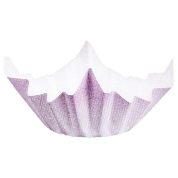 紙鍋 SKA-152 ミニ色和紙鍋(紫色) 250枚入×6箱(1500枚)【取り寄せ商品・即納不可】
