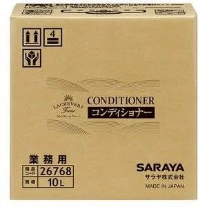 ラシュヴェール ファーノ コンディショナー 10L B.I.B【取り寄せ商品・即納不可】