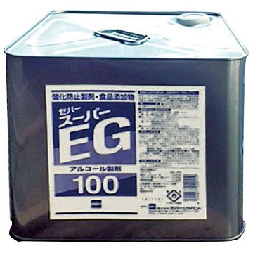セハースーパーEG 酸化防止剤 詰替用 10L【取り寄せ商品・即納不可・代引き不可・返品不可】
