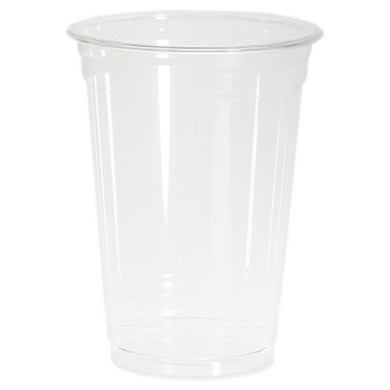 PETカップ 10-78 透明 300ml 50個×20袋(1000個)【メーカー直送・代引き不可・時間指定不可・沖縄、離島不可】