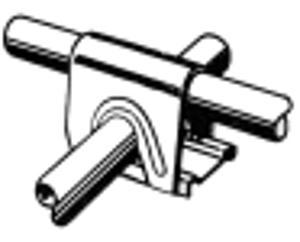 NEWクロスワン 25mmX25mm 50個入