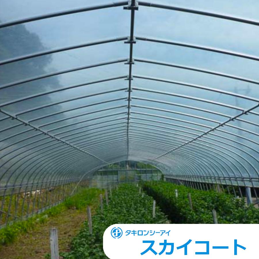 農PO メーター単位切売り タキロンシーアイ スカイコート5 幅 200cm×厚み0.10mm