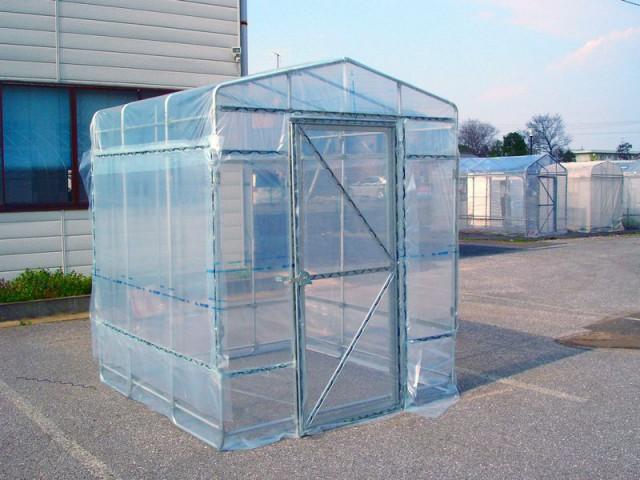 ヒロガーデン1(1坪用) 家庭用ビニールハウス